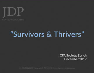Survivors and Thrivers