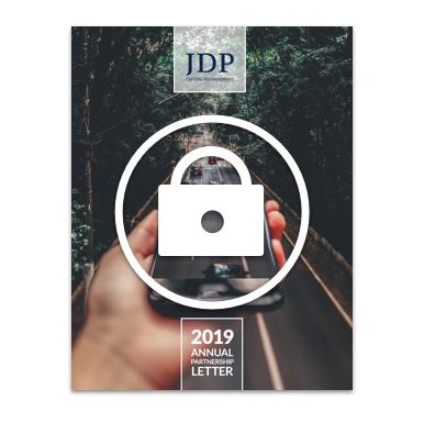 2019 JDP Capital Annual Letter