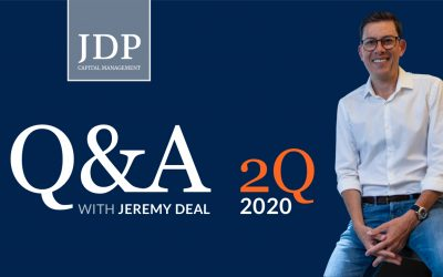 Q&A with Jeremy Deal | 2Q 2020