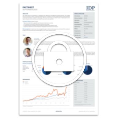 JDP Fact Sheet