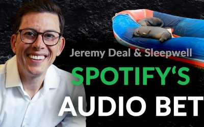 Spotify's Unrecognized Potential, Interview with Jeremy Deal & Sleepwell Capital